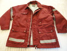 Mens American Eagle Outfitters Firefighter First Responder Style Coat (Large)nc7