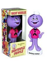Squiddly Diddly Funko Wacky Wobbler  Bobble Head