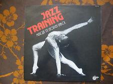 LP Georges Rabol  –  Jazz Training - Pour La Danse - Unidisc – UD 30 1435