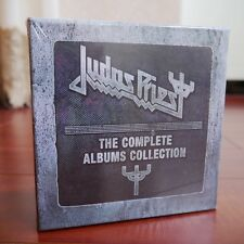 """NEW SEALED! Judas Priest """"The Complete Albums Collection"""" 19 CD Box Set"""