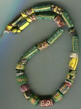 African Trade beads Vintage Venetian glass beads nice mixed old beads