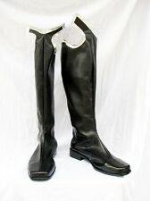 Kingdom Hearts 2 Organization XIII Cosplay Costume Boots Boot Shoes Shoe UK
