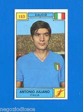 Figurina CAMPIONI DELLO SPORT 1969/70- n. 153 - JULIANO (ITA)-CALCIO-rec