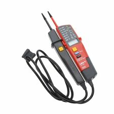 UNI-T UT18C LED Digital Voltage Continuity Tester Auto Range RCD Phase Rotation