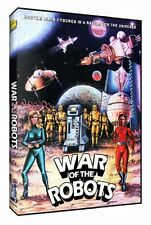 War of the Robots DVD-1978-antonio sobato-alien-sci-fi movie-