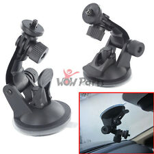 Car Suction Cup Mount Tropod Holder For Compact Camera GoPro Hero 1 2 3 3+ 4 New