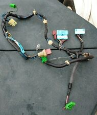99 00 OEM Honda Civic A/C Heater Climate Control Wiring Wire Harness Oem 1999