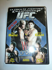 UFC 50: The War Of '04 DVD MMA PPV event mixed martial arts fighting Tito Ortiz!