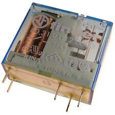 Finder 40.31.9.012 Relais 12V DC 1xUM 10A 250V AC Relay Steck Print 854247