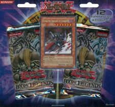 YuGiOh DARK LEGENDS BLISTER PACK CARD PACKAGE SEALED!!