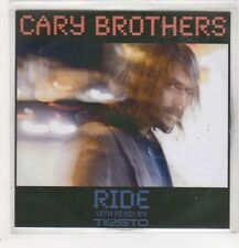 (GD27) Cary Brothers, Ride - 2007 DJ CD