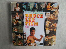Super 8 film Bruce Lee Way of the Dragon and some Game of Death 400 reel