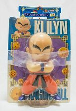 Dragon Ball Z Krillin DX Sofubi Figure 2 Banpresto  JAPAN ANIME MANGA