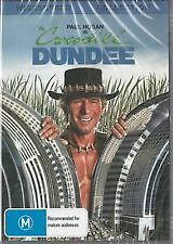 CROCODILE DUNDEE ( PAUL HOGAN ) DVD
