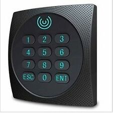RFID ID Reader Weatherproof Wiegand26 125KHz keypad Reader For Access control