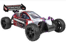 RC Trucks Gas Powered Cars Shockwave Nitro Buggy 4x4 Redcat RTR 4WD Red