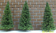 PINE TREES 20 PK. HO scale model railroad / Diorama / Doll Weddings / Miniatures