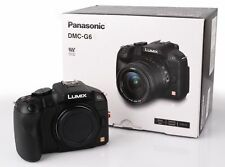 Panasonic LUMIX DMC-G6 G 6 Digitalkamera Gehäuse Body 16MP Panasonic-Fachhändler