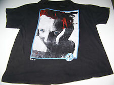 P.I.L. JOHNNY ROTTEN SEX PISTOLS PUBLIC IMAGE. LTD. PUNK  T SHIRT & TICKET STUB