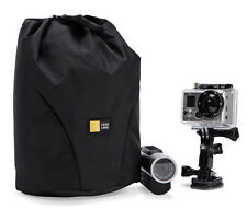 Case Logic Luminosity Action Camera Bag DSA101 Black GoPro Countour Liquid Image