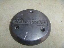 Kawasaki 200 KZ KZ200-A Used 1978 Engine Left Outer Cover 1978 KB83