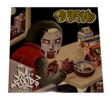 "MF DOOM - MM..FOOD? - DOUBLE 12"" VINYL LP - RECORD ALBUM - SEALED & MINT"