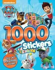 PAW PATROL 1000 Stickers Book - Over 60 Activities  - XMAS/Birthday Gift