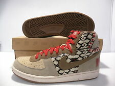 NIKE TERMINATOR HIGH PREMIUM SNEAKERS WOMEN SHOES 334032-221 SIZE 9 NEW