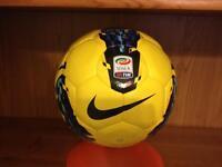nike Seitiro Italian Serie A 2011-2012 official match ball brand new winter edit