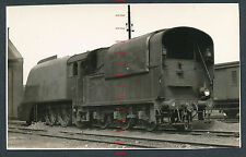 RQ90d HOLLAND NETHERLANDS streamlined steam locomotive 3801