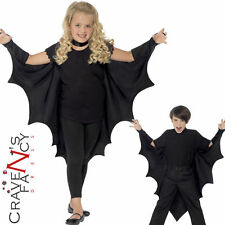 Bat alas Halloween Niño Niños Chicas Chicos Fancy Dress Costume