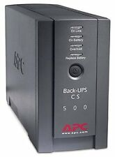 Apc Bk500blk 500va - 3 X Nema 5-15r Ups Back Up