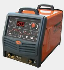 JASIC 200 AMP AC/DC DIGITAL TIG WELDER 240V INVERTER WELDING PACKAGE