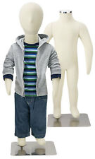 """Flexible 1 Year Old Baby Mannequin Boy Girl Unisex Form Retail Bendable 30  ¼"""" T"""