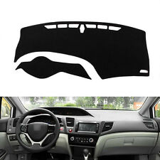 DashMat Dashboard Mat Sun Cover Pad Dash Mat For Honda Civic Year 2012-2015