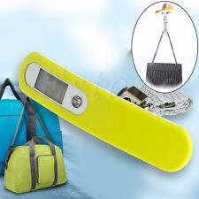 50Kg Electronic Portable Pocket Weight Scale LCD Hanging Luggage Digital Scales