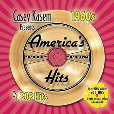 NEW Casey Kasem: 60's #1 Pop Hits ~ VARIOUS ARTISTS CD