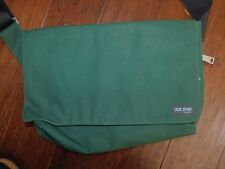 Jack Spade Men's Commuter Nylon Site Messenger Bag - Green
