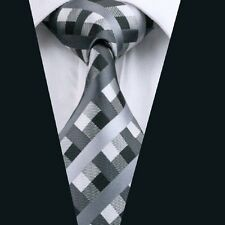 A-577 New Classic Men's Tie 100% Jacquard Woven Silk Ties Necktie Free Shipping