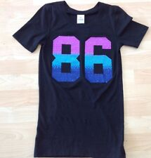 VICTORIAS SECRET PINK BLING TEE SIZE XSMALL. NEW
