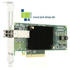 HP 8 Gb/s FC HBA 81E AJ762A Emulex LPE12000 489192-001 PCIe x8 Single Port Card