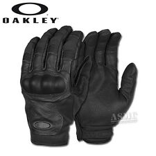 NEW OAKLEY SI FACTORY PILOT ASSAULT GLOVE BLACK SMALL