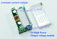 Constant Current 5V12V 5A Solar Charging LED Buck-Boost Converter Power Module E