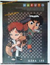 Store manga NARUTO personnage GARA LEE affiche en tissu poster figuren figurine
