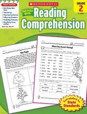 Scholastic Success with Reading Comprehension, Grade 2 by Scholastic, (Paperback