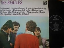 BEATLES LP PS BOOKCLUB ULTRA RARE - MEMBERS ONLY HOLLAND LP NICE CONDITION DUTCH