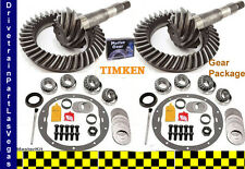 Dana 35 + 30 Jeep Ring and Pinion Gear Set Pkg Master Kit 4.11 Grand Cherokee