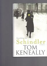 Searching for Schindler by Tom Keneally (Hardback)