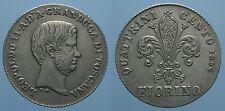 FIRENZE FIORINO 1856 LEOPOLDO II mBB