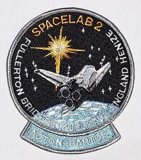 Aufnäher Patch Raumfahrt NASA STS-51F Space Shuttle Challenger ...........A3112